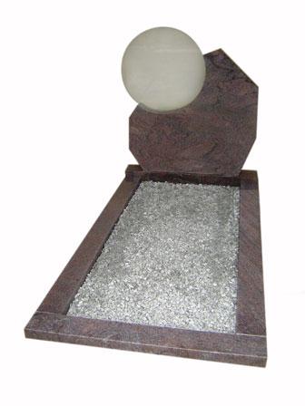 Paradiso steen met gepolijste rand