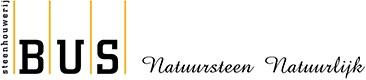 Bus Natuursteen Logo